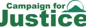 campaign for justice logo