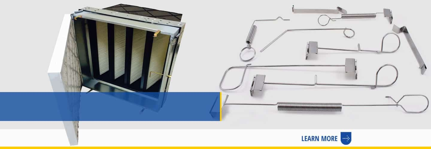 Air Filter Clips and Fasteners