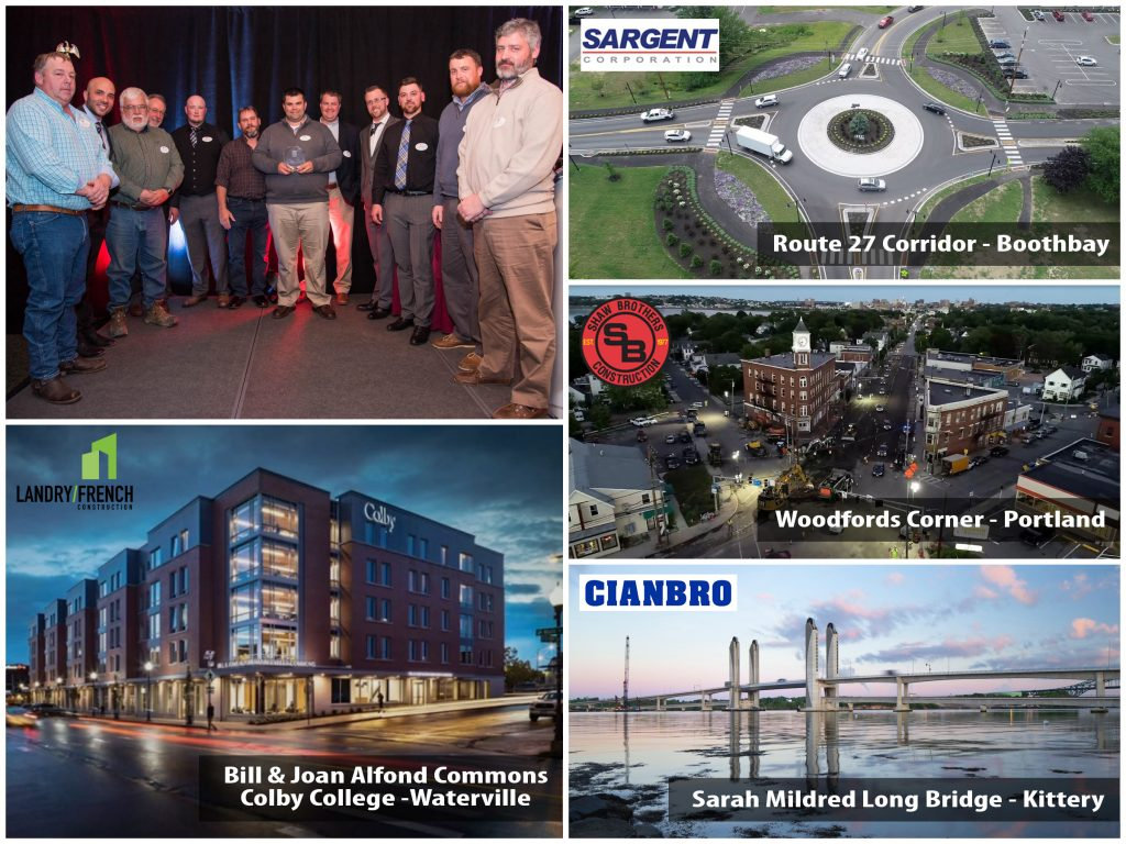 AGC Build Maine Awards 2019