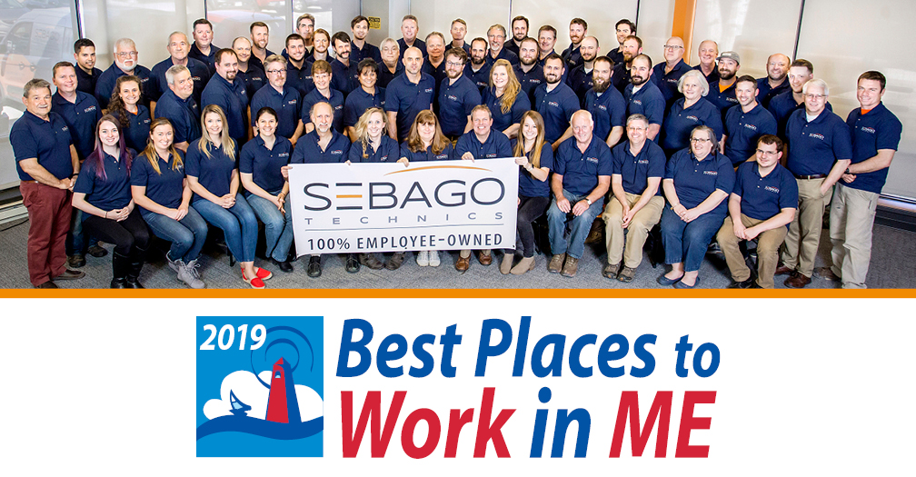 2019 Best Places to Work in ME