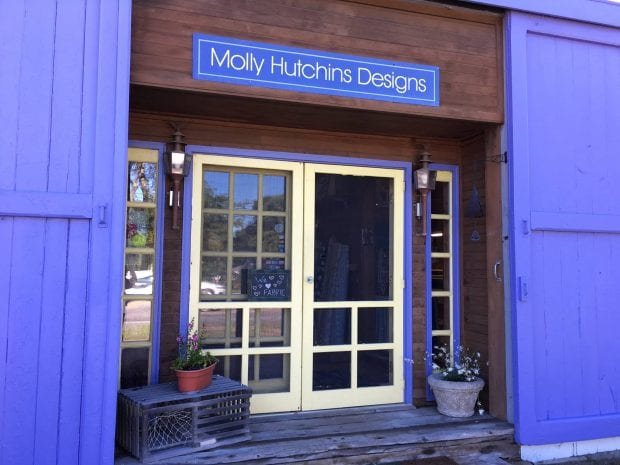 Featured Textile Partner: Molly Hutchins of On Board Fabrics
