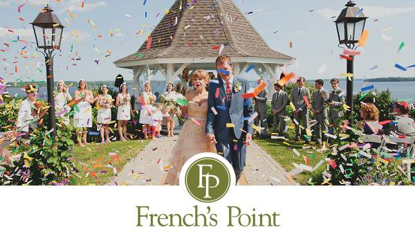 Why French's Point – Maine Wedding Venue