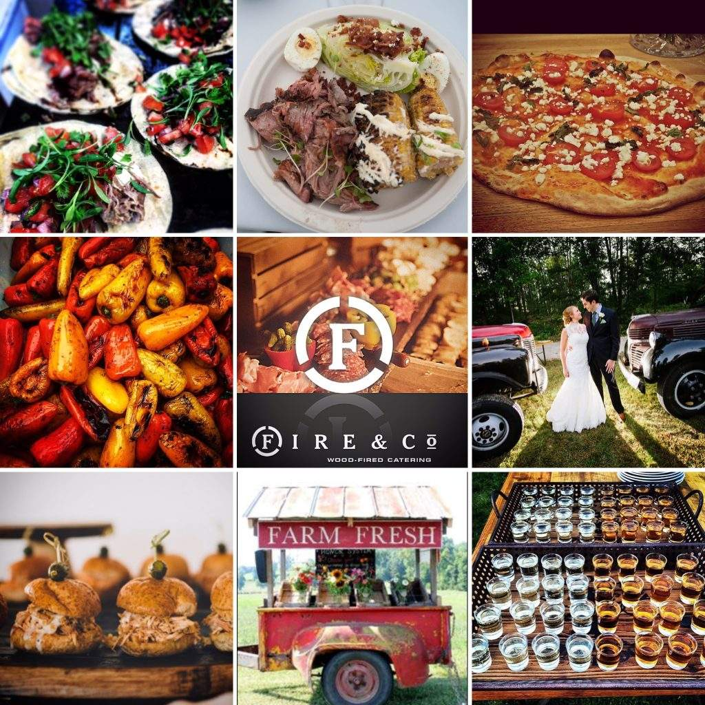 Fire and Company Catering