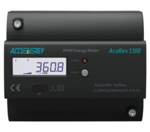 Accuenergy DIN Power & Energy Meter