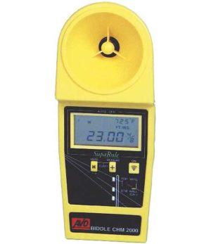 Megger Cable Height Meter